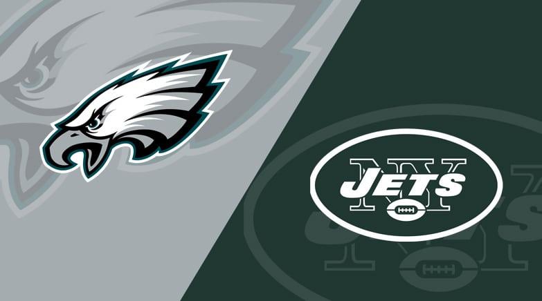 JETS VS EAGLES WEEK 5 PREVIEW