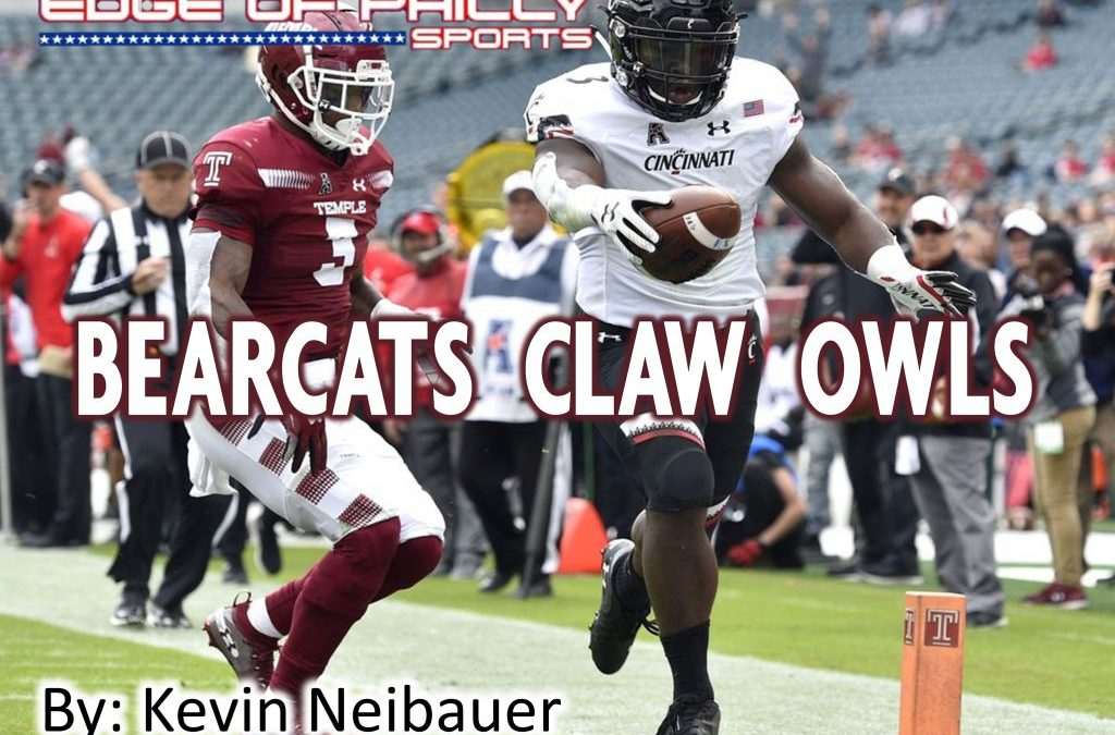 Bearcats Claw Owls