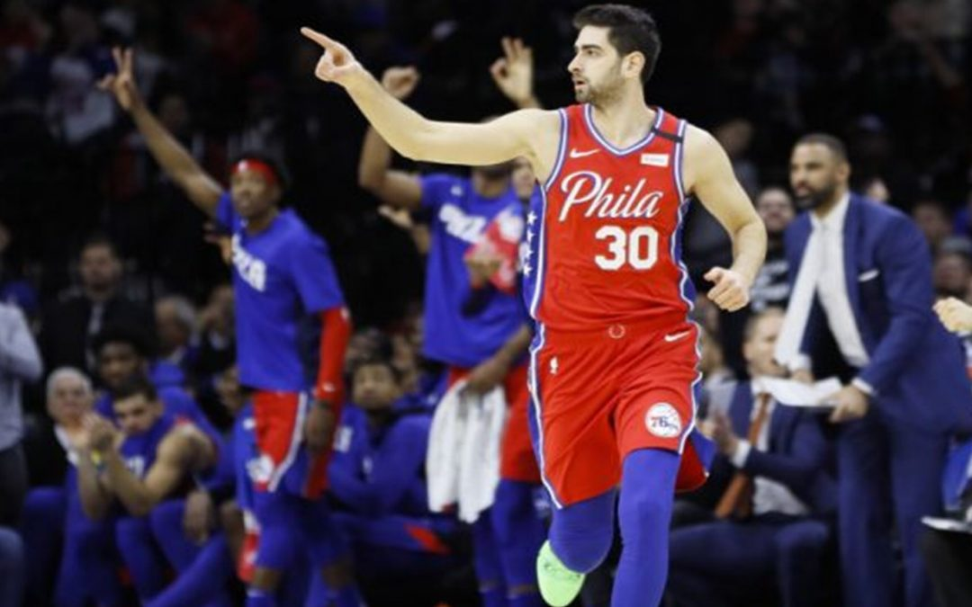 No Bull, Sixers Outdueled Chicago, 100-89