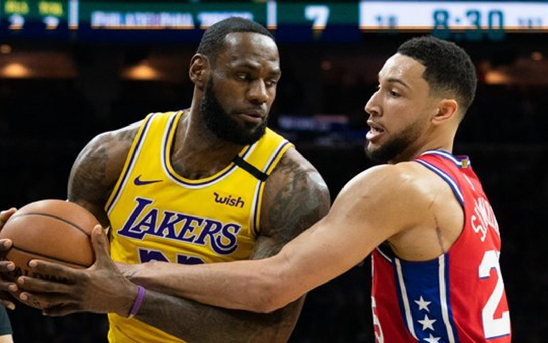 Sixers Domination Continues at Home Against Lebron and the Lakers, 108-91