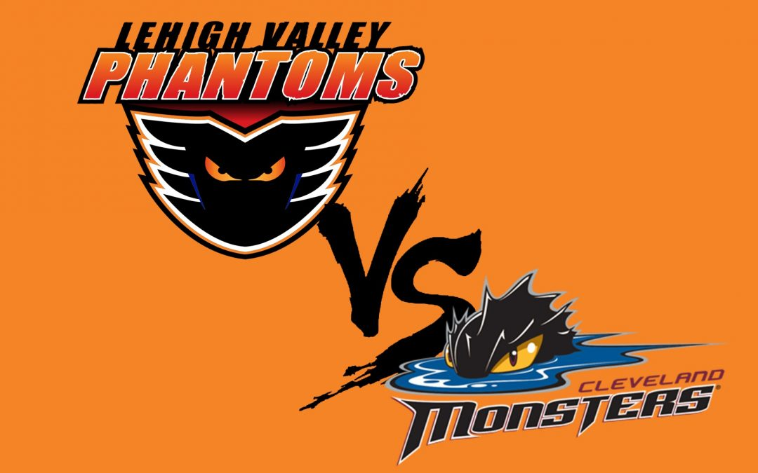 Home Cooking Must Be Good as the Phantoms Post Back-to-Back Shutouts