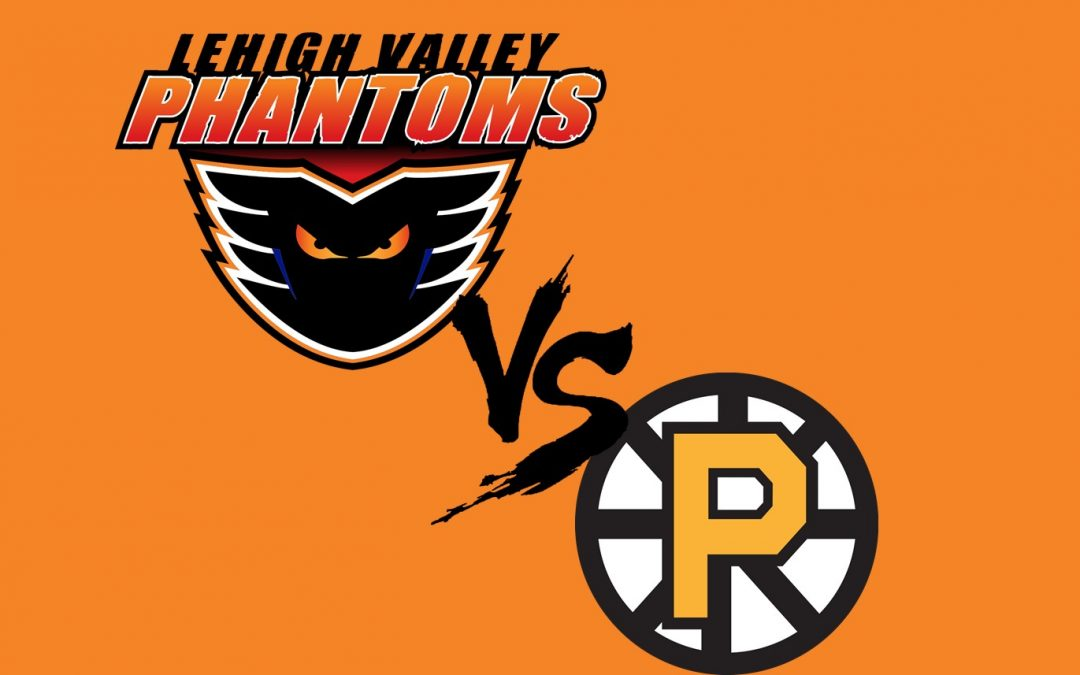 Providence Bears Down, and Spook the Phantoms, 4-3