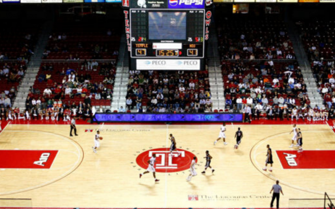 Temple Starts New Month on Winning Note