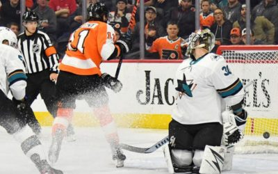 Flyers vs Sharks: Unmeasured Takeaways