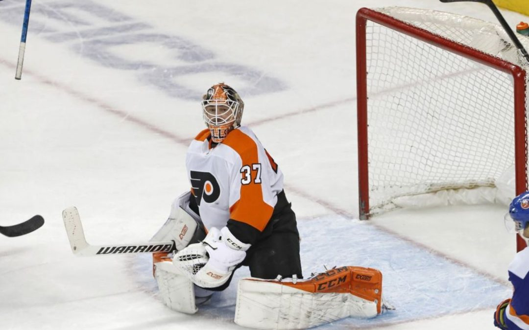 Flyers Miss Opportunity to Climb in the Standings