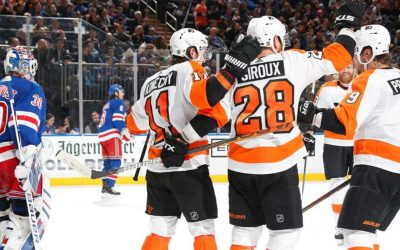 Flyers Make it Six In a Row