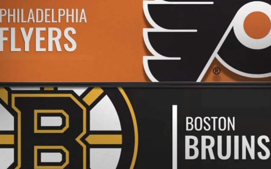 Flyers Bruins Unmeasured Takes