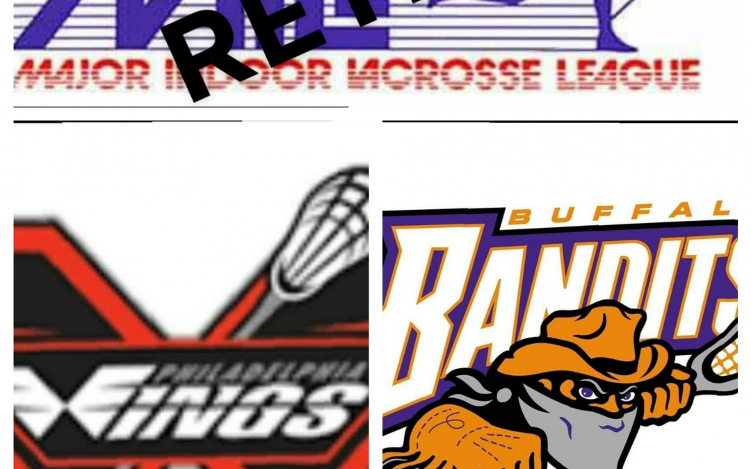 Major Indoor Lacrosse League (MILL) Retro Games