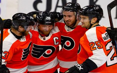 Flyers Returning to play