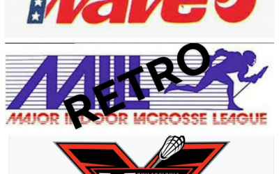 Major Indoor Lacrosse League (MILL) Retro Game Of The Week